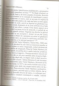 Gabriel Avram, Regizorul Valeriu Moisescu. Ipostaze creative. Editura Antet, 2009, p. 75