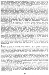 """Valeriu Moisescu, """"...Dar eu am văzut idei"""", în Teatru, nr. 10 / 1963, p. 67"""
