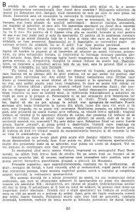 """Valeriu Moisescu, """"...Dar eu am văzut idei"""", în Teatru, nr. 10 / 1963, p. 68"""