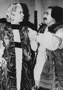 Calboreanu si Nicolae C. Nicolae in Apus de soare 1967