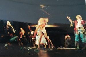 Carnavalul bârfelor1, Teatrul Naţional 'Marin Sorescu' - Craiova, Premiera - 14.10.2000