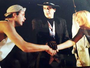 Carnavalul bârfelor2, Teatrul Naţional 'Marin Sorescu' - Craiova, Premiera - 14.10.2000