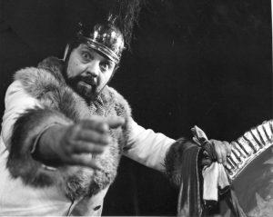 Constantin Baltaretu in Buffalo Bill si indienii, 1973