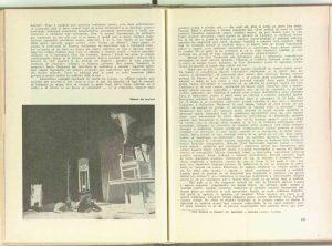 Cronica Mira Iosif, Teatru, 1969, nr 2