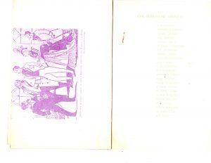 """D`ale carnavalului de I. L. Caragiale, regia Valeriu Moisescu, 1962, Teatrul de Stat Ploiești, sursa Arhiva Teatrului """"Toma Caragiu"""" din Ploiești"""