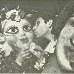 """D`ale carnavalului de I. L. Caragiale, regia Valeriu Moisescu, 1982, Teatrul """"V. F. Komissarjevskaia"""", Leningrad (sursa foto: Teatrul, nr. 11 / 1982)"""
