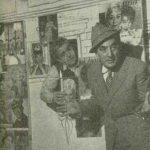 De PretoreVincenzo de Eduardo De Filippo, regia Valeriu Moisescu, 1962, Teatrul de Stat Ploiești (sursa foto: Teatrul, nr. 5 / 1962)