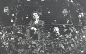 Spectacolul Capul de răţoi de George Ciprian - Teatrul de Comedie Bucureşti, data premierei: 27.04.1966