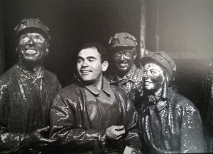 Eruptia, 1957