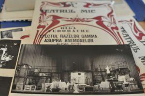 Efectul razelor gamma asupra anemonelor, Arhiva Teatrul Mic