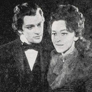 """Eminescu și Veronica, 1970, regia Marietta Sadova, Teatrul """"Ion Creangă"""" București, Florin Piersic și Leopoldina Bălănuță"""
