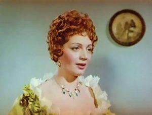 Bădăranii (film), regia Sică Alexandrescu și Gheorghe Naghi, 1960, Cinematografic București, sursa: http://aarc.ro/cineasti/cineast/carmen-stanescu