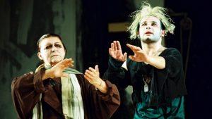 Hamlet, regia Vlad Mugur, 2001, Teatrul Național Cluj-Napoca