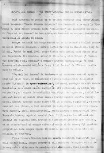 Nepotul lui Rameau, Il Tempo (Timpul) 19 aprilie 1970, sursa material: Teatrul Bulandra