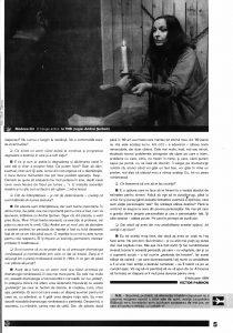 Interviu Teatrul azi, 1994