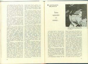 Leopoldina Balanuta despre Ivona, 1984