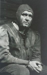 MIRCEA ALBULESCU in spectacolul MUTTER COURAGE