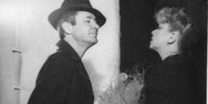 Maestrul şi Margareta. În fotografie apar Ştefan Iordache şi Valeria Seciu