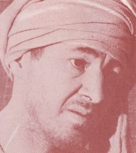 Ştefan Iordache în rolul lui Jeshua Ha Nozri
