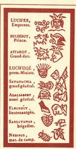 Dicţionar de simboluri şi personaje
