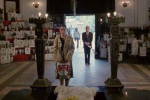 Maia Morgenstern în Balanța, 1992, regia Lucian Pintilie, sursa cinemagia.ro
