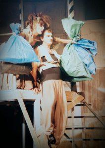 Mincinosul, regia Vlad Mugur, 1991, Teatrul Odeon