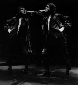 Nepotul lui Rameau, regia David Esrig sursa foto: Teatrul Bulandra