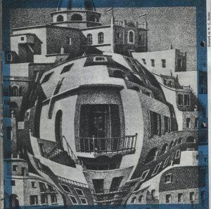 Nepotul lui Rameau, Regia David Esrig, Teatrul Bulandra, 1968, Coperta 1 (interior)