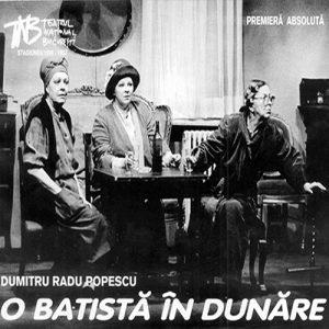 O batistă în dunăre, 1997, Regia Ion Cojar, Rol Marta