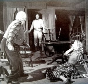 Omul care aduce ploaia, 1957