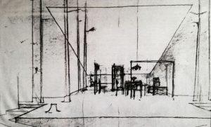 Poveste Irkutsk, 1961, schiță