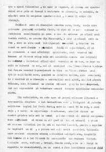 Paolo Emilio Poesio, Diderot în oglindă - O sugestivă ediție a nepotului lui Rameau de Denis Diderot prezentată de Teatrul Lucia Sturza Bulandra din București într-o frumoasă regie aparținând lui David Esrig - La Nazione 18 aprilie 1970, sursa material: Teatrul Bulandra