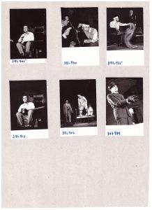 Rinocerii regia Lucian Giurchescu- scene - arhiva Teatrului de Comedie