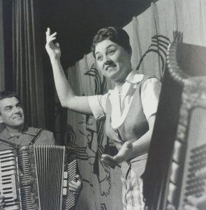 Teatrul de Comedie, TAMARA BUCIUCEANU în Svejk