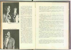 Moartea lui Danton, Teatrul, 1966