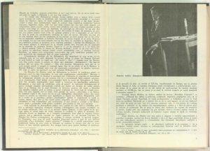 """""""Moartea lui Danton"""", Teatrul, 1967"""