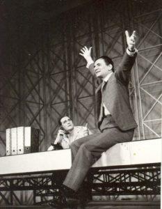 Ucigas fara simbrie - Mircea Septilici si Radu Beligan, 1968