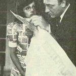 """Ultima oră de Mihail Sebastian, regia Valeriu Moisescu, 1975, Teatrul """"C. I. Nottara"""" (sursa foto: Teatrul, nr. 10 / 1975)"""