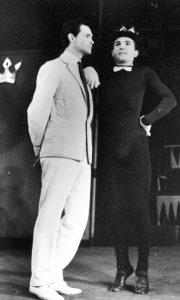 Imagine din spectacolul Umbra, data premierei: 13.06.1963