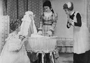Virginia Itta, Marcu Mihaela, Murgu Aurora, Craciun in Baietasul tatii 1971