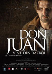 Don Juan vine din razboi