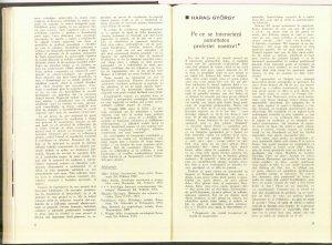 Colocviul regizorilor din teatrele dramatice (III): Pe ce se întemeiază autoritatea profesiei noastre? (revista Teatrul: Nr. 2 – 1979)