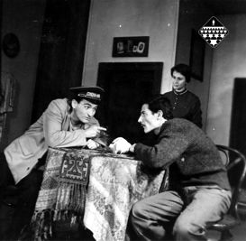 Minciuna are picioare lungi, regia Harag Gyorgy, 1963