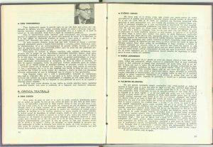 Stagiunea 1964 – 1965: Regia (revista Teatrul: Nr. 7 - 1965)