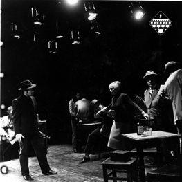 Padurea impietrita, regia Harag Gyorgy, 1970
