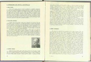 Stagiunea 1964 – 1965: Probleme de artă a actorului (revista Teatrul: Nr. 7 - 1965)