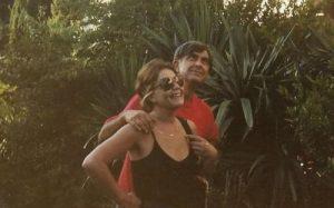 Cu Mircea, fratele ei