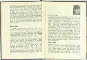 Stagiunea 1964 – 1965: Dramaturgia originală contemporană (revista Teatrul: Nr. 7 - 1965)