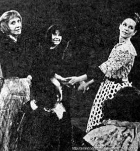 Elisabeta l de Paul Foster, regia Liviu Ciulei, Teatrul Bulandra București, 1974