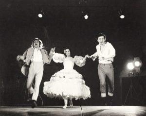Leonce și Lena de Georg Buchner, regia Liviu Ciulei, Teatrul Bulandra București, 1970